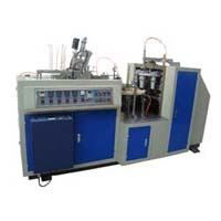 Automatic Paper Cofee Cup Making Machine