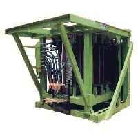 Steel Shell Type Induction Furnace Machine