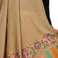 Embroidered Jamavar Shawl