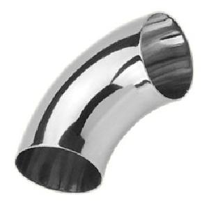 Stainless Steel 316 Dairy Elbow