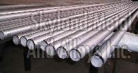 Stainless Steel Unpolished Pipes