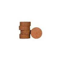 Round Coir Blocks