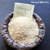Parboiled Barnyard Millet Rice