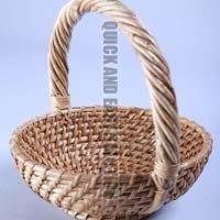 Bamboo Cane Basket