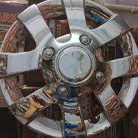 16 Inch Chrome Car Wheel Covers