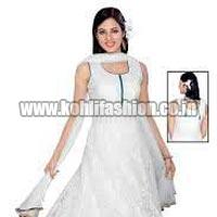 Girls Cotton Anarkali Suits