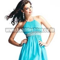Ladies Party Wear Short Frocks