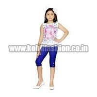Girls Capri & Top Set