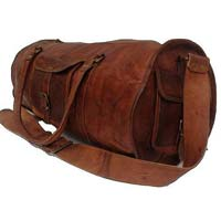 Leather Sports Bags
