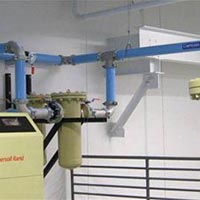 Air Compressor Piping System
