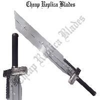 Cloud Buster Sword