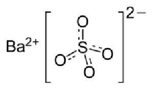 Barisol (barium Sulphate) Or Blanc Fixe