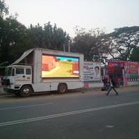 Led Video Van