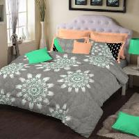 King Size Printed Bedsheets