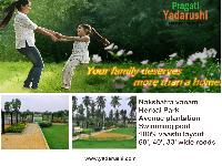 Open Plots for Sale Near Yadagirigutta and Warangal Highway