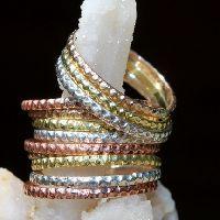 Boho Ring - Gold Ring