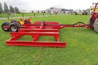 Land Leveller Wheel & Axle