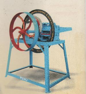 Punj Toka 3 Roller Chaff Cutting Machine