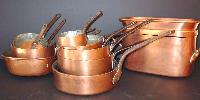 Copper Kitchenware