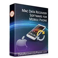 Mac Data Recovery Software for Mobile Phones