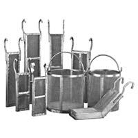 Titanium Baskets