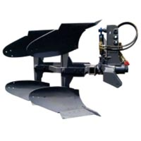 Hydraulic Pump Reversible Plough