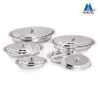 Fancy Oval Dish