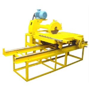 Single Sided Stone Cutting Machine