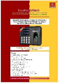Biometric Access Control Systems BIO-30CB