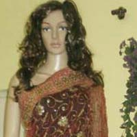 Heavy Work Bridal Sarees
