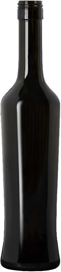 Virginia Glass Bottle For Olive Oils, Wines, Spirits