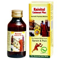 Herbal Sprain & Pain Oil