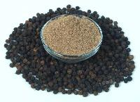 black paper powder