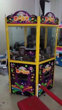 Push Coin Game Machine