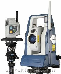 Total Station Surveying Package