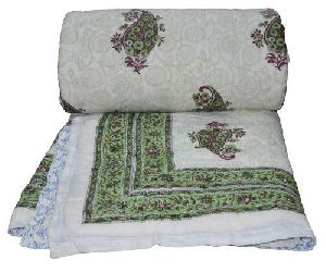 Block Print Cotton Bed Sheets