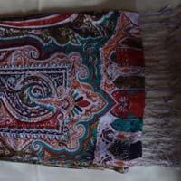 Printed Silk Stole