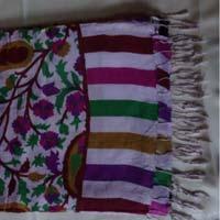 Silk Kani Woolen Shawl