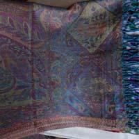 Woolen Silk Stole