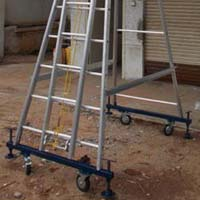 Industrial Aluminium Extension Ladders