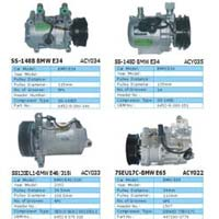 Car Air Conditioner Compressors