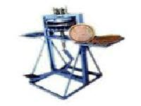 Pedal Operated Paper Plate Making Machine