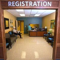 Hospital Registration Services