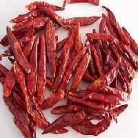 Dried Guntur Red Chilli