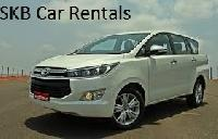 innova Crysta one way taxi services