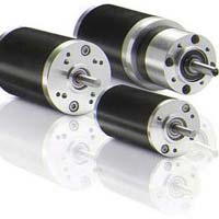 Micro DC Motors with controllers