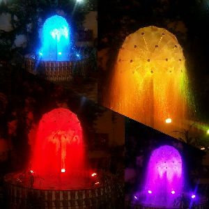 Dandelion Fountain