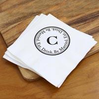 Napkin Printing Services