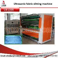 2200m width ultrasonic fabric roll cutting machine /fabric cutting machine
