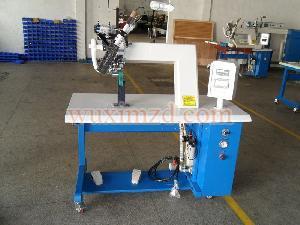 A2 hot air welding machine for jackets welding
